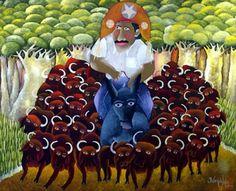 The Herdsman by Ivonaldo Veloso de Melo