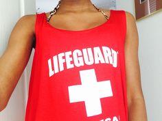 Lifeguard shirts