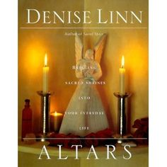 The internationally acclaimed author of Sacred Space, Denise Linn, speaks directly to this primal need for hallowed and holy places. In Altars, she demonstrates in photos and text how you can further enrich the areas around us at home or in the office by creating unique shrines for personal devotions, intimate centers for healing and contemplation.