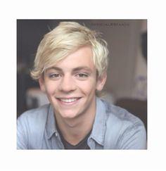 Ross is so cute!
