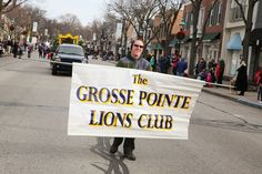 Grosse Pointe Lion's Club