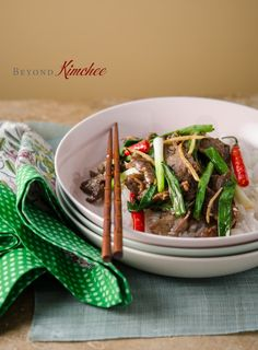 Beef Satay with Peanut-Ginger Ramen | Recipe | Beef Satay, Ramen and ...