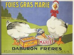 foie gras marie