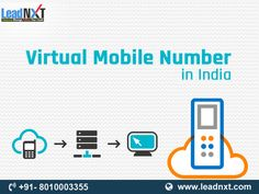 Virtual Number Provider in India - LeadNXT Traditional Office, Delhi Ncr, Latest Technology, Lead Generation, How To Be Outgoing, Numbers, India, Business, Cloud