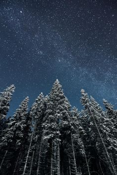 Self-taught photographer Mikko Lagerstedt (previously) is drawn into the night where he often finds himself camped next to his tripod, waiting hours for an exposure of a frozen coastal scene or a dark and brooding forest. Many of his images are composites of two photos taken from the same location, a shorter exposure of the sky merged with a significantly longer exposure of the ground which is then manipulated in Lightroom. Lagerstedt is extremely open about his process...