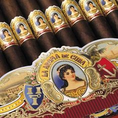 La Aroma de Cuba cigars are a powerhouse mix of Cuban-seed Nicaraguan long-filler blend, and a dark Connecticut Broadleaf wrapper. It is handmade in nature is a smooth smoke but old and full of flavor to the core