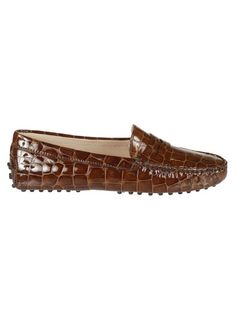 TOD'S Tod's Leather Loafers. #tods #shoes #tods-leather-loafers