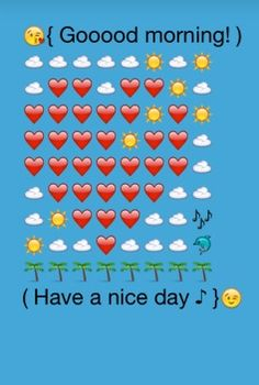 ☼ Good morning everyone ♥ ☺  Have a nice day ♪...:)