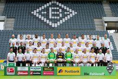 Mannschaftsfoto von Borussia Mönchengladbach zur neuen Saison 2012/2013 (Foto: Olaf Kozany / TORfabrik.de)