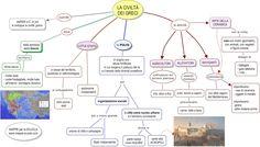MAPPE per la SCUOLA: LA CIVILTA' DEI GRECI (1)
