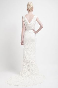 Handmade Wedding Dresses Bridal Designers to Watch Kelsey Genna Verona