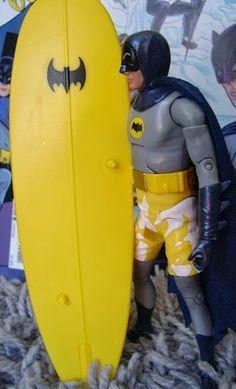 Toyriffic: Surf's Up, Batman!