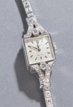 Lady's Rolex wrist watch c.1940s.