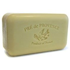 European Soaps Verbena Scented Pre De Provence Pure Vegetable 150g Product of France by European Soaps. $10.24. 150g. Verbena Fragrance. Along with the richness of shea butter, this luxurious soap helps to exfoliate dead skin cells leaving your skin renewed and soft. The aromatic fragrance will transport you to a moment of calmness, vitality, dreaming, and well-being. This classic quad-milled soap would make a beautiful gift for any occasion.