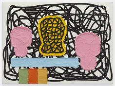 Jonathan Lasker, Understanding Pleasure, 2013 •
