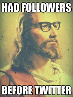 Hipster Jesus - Imgur