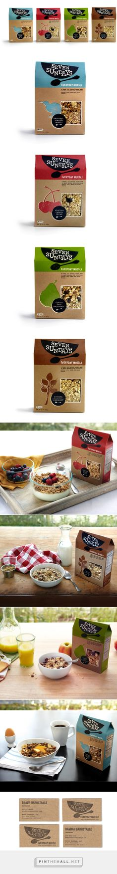 SEVEN SUNDAYS MUESLI - A L I C I A P O M P E I... - a grouped images picture - Pin Them All