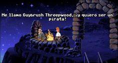 La Torre del Traductor Trastocat: The Secret of Monkey Island (I): hablando como un pirata / Sobre el lenguaje usado en la traducción del Monket Island.