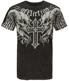 Affliction Mourne T-Shirt