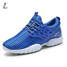 Men Light Breathable Sports Shoes Anti-slip Male Flat Classic Brand Sneakers Durable Outdoor Walking Running Shoes For Adults