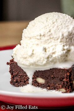 Sometimes you need a simple homemade Vanilla Ice Cream. It goes well with pie, on top of a warm brownie, & right from the container with a spoon.