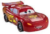Disney Cars 2 Movie Talking Die Cast Lightning McQueen