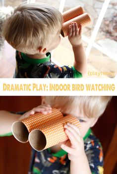 Kid Activity: Become a Birder for a Day - Modern Parents Messy Kids