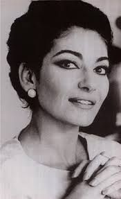 Image result for maria callas black and white pictures