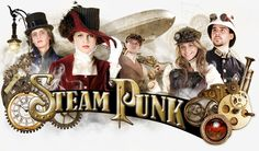 STEAMPUNK One week ,one theme - Events and Activities - 3DXChat ...