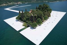 Lago d'Iseo: Ponte Galleggiante di Christo