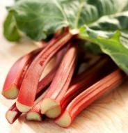 Learn more about rhubarb nutrition facts, health benefits, healthy recipes, and other fun facts to enrich your diet. cooked rhubarb is high in calcium! Rhubarb Crunch, Red Rhubarb, Rhubarb Rhubarb, Rhubarb Compote, Rhubarb Crumble, Perennial Vegetables, Fruits And Vegetables, Vegetables Garden, Healthy Recipes