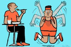 The obesity problem has little to do with our sedentary lifestyles.