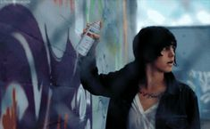 Kellin? What are you doing? Be careful!