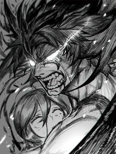 Devilman by snaleping