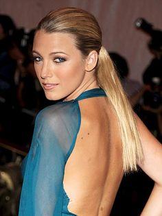 Celebrity Lookbooks: Blake Lively at Costume Institute Gala