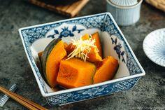 Simmered Kabocha Squash かぼちゃの煮物 • Just One Cookbook