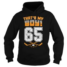 Thats my boy hockey number 65