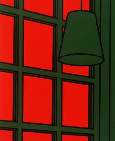 Visit us to license this and other works by Patrick Caulfield. © The Estate of Patrick Caulfield. All Rights Reserved, DACS/Artimage Image: © British Council A Level Art, Saturated Color, Print Artist, Life Drawing, Great Artists, Digital Illustration, Art History, Light In The Dark, Screen Printing
