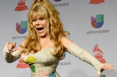 "Entertainer Charo became the second celebrity sent home in Season 24 of ""Dancing with the Stars"" Monday night."