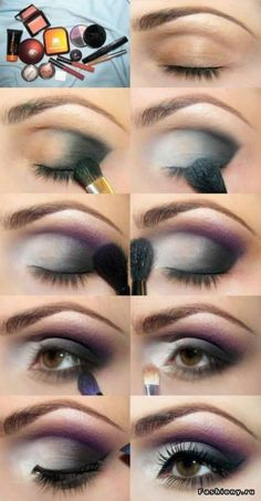 #Eye #Makeup #tutorial #DIY - Check Out Baobella Pinterest for more #beauty look #bbloggers #beautybloggers #mua #makeupartist #eyeliner #eyeshadow