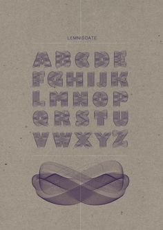 Love this font: Lemniscate by Rositsa Gorolova (free for personal and commercial work)
