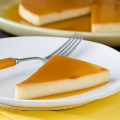 Brazilian-style Flan (Pudim de Leite Condensado) // Just like Filipino Leche Flan, this recipe is also variation of Creme Caramel, passed down through European colonizers and adopted by the indigenous people.