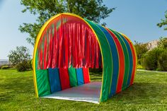 Pacific Play Tents Institutional tickle Me Kids Giant Play Tunnel Ft Mad Scientist Halloween, Play Tunnel, Outdoor Toys For Kids, Beach Hacks, Sensory Stimulation, Cool Tents, Simple Art, Easy Art, Play Houses