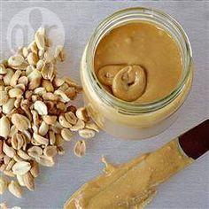 Photo de recette : Beurre d'arachide maison