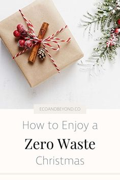 There is much to love about Christmas, but the sad truth is, it's one of the most wasteful times of the year. So here's our tips for a zero waste Christmas! Christmas Gift Wrapping, Christmas Treats, Christmas Presents, Christmas Tree Decorations, Green Christmas, Christmas 2017, Xmas, Boxing Day, Zero Waste