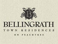 Bellingrath, a new home community located in Buckhead, on Peachtree Road