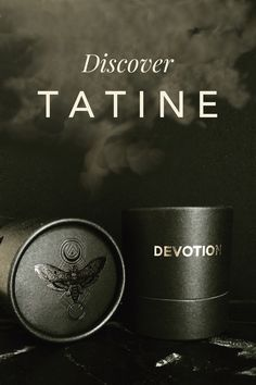 Black violet wisteria, intense tuberose, wood amber, gunpowder... discover the dark, wild and intoxicating scents of Tatine...