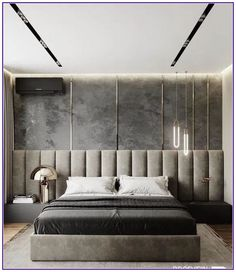 Small Bedroom Ideas - All the bedroom design ideas you'll ever require. Find your design and produce your desire bedroom plan whatever your spending plan, style or room dimension. Modern Luxury Bedroom, Luxury Bedroom Design, Master Bedroom Design, Luxurious Bedrooms, Home Decor Bedroom, Bedroom Ideas, Bedroom Designs, Master Suite, Interior Design