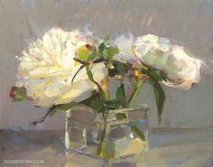 """8. Floral Still Life - 8x10"""" #OilPaintingStillLife"""