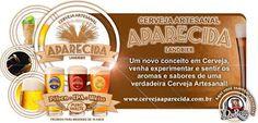 VARAL DE CERVEJA: Cerveja aparecida